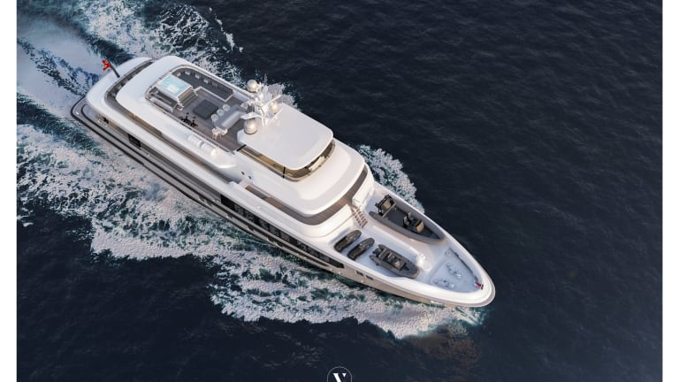 Nordhavn and Vripack collaborate on a 148-foot Explorer Yacht