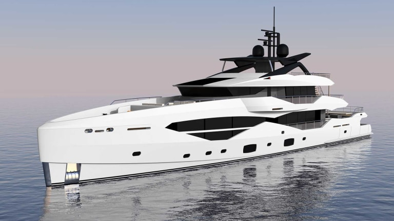 Sunseeker Launches new Superyacht Division and sells Flagship 161