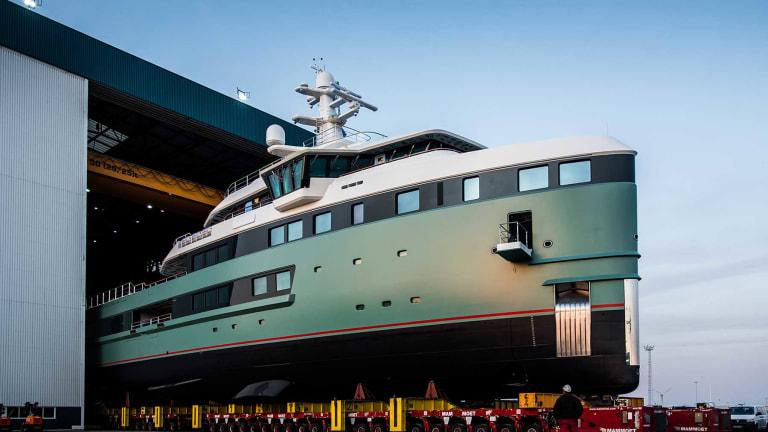 Damen Launches first Sea Explorer
