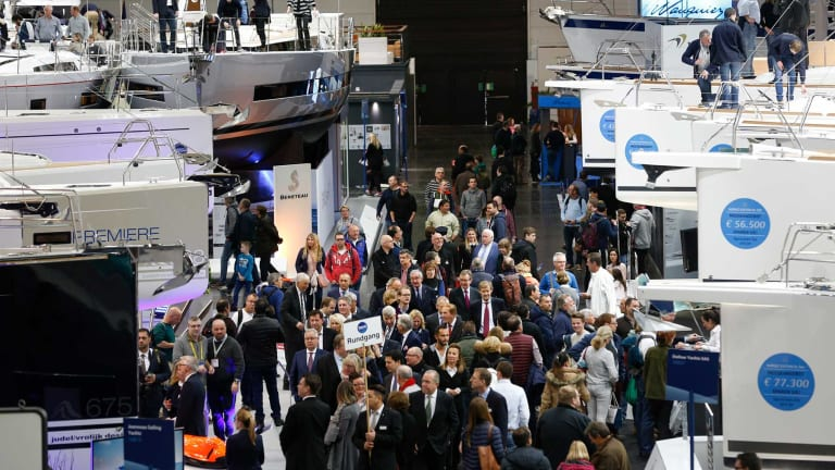 Boot Dusseldorf 2020 Rules the Waves