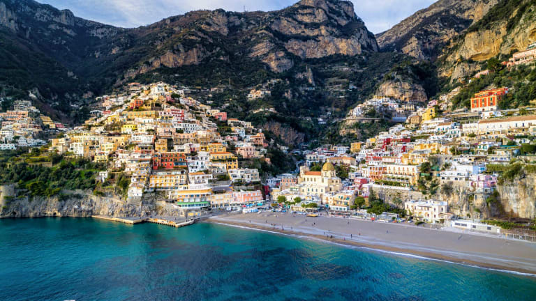 This Summer's Charter Hot Spot: The Amalfi Coast