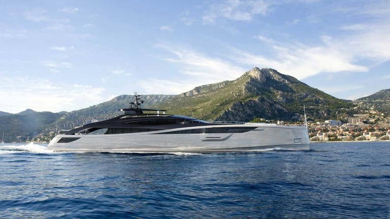 Rossinavi and Camper & Nicholsons International collaborate on a new line of superyachts for the North and South American markets