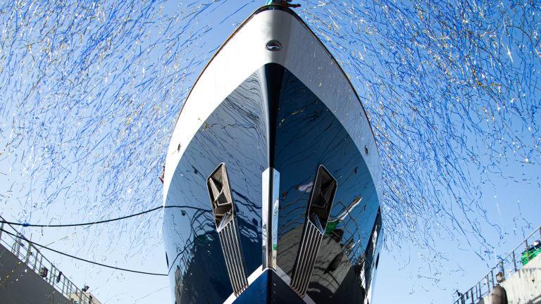 Turquoise Yachts bids bon voyage to Blue II — a 184ft/56m  Hoek-designed explorer yacht