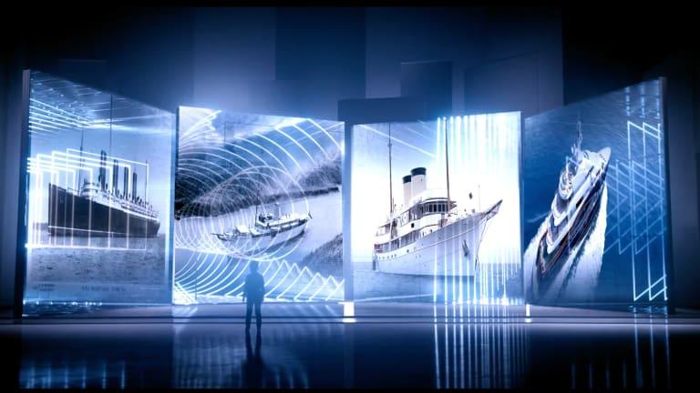 Oceanco makes a commitment to the future— where the future is zero