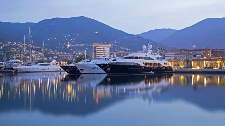 Porto Mirabello, an upscale Marina in the Gulf of La Spezia built with respect for the environment