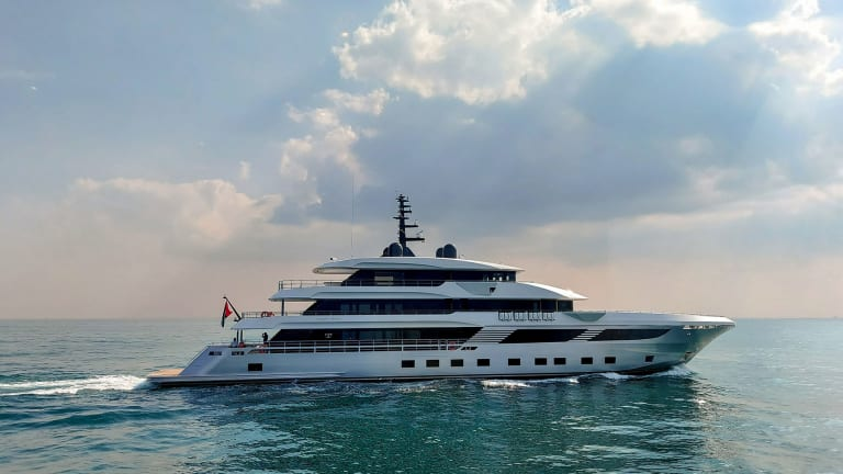 Gulf Craft's Flagship Majesty 175 designed by Cristiano Gatto completes first sea trials