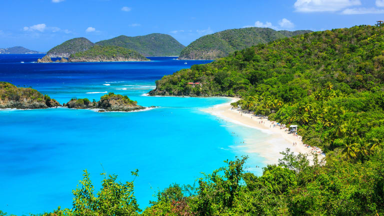 What To Expect When Visiting the U.S Virgin Islands Right Now