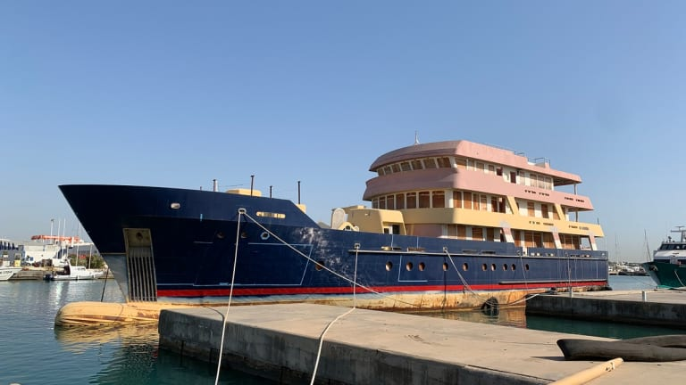 Dunya Yachts will complete construction on 180-foot (55m) explorer yacht that began life at the former Newcastle Marine in the USA 10 years ago