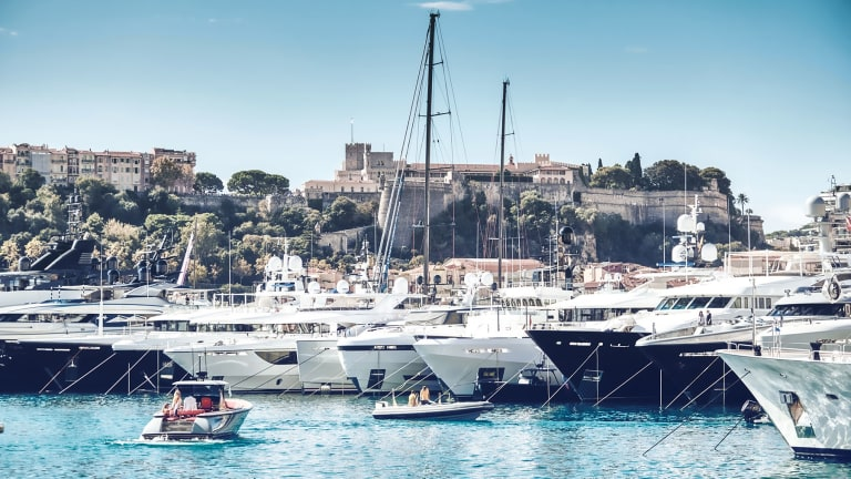 Monaco Yacht Show, September 22-25, 2021,
