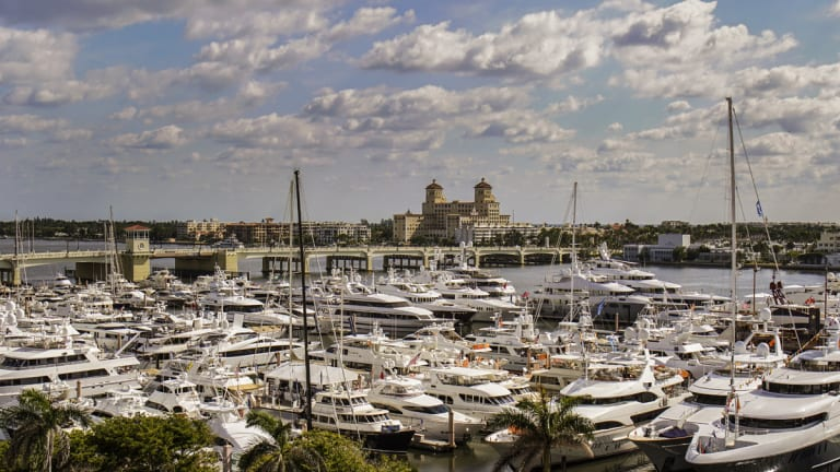 The Palm Beach International Boat Show is happening March 25th-28th — with enhanced safety measures in place