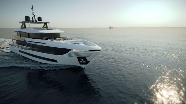 The Oceano 39—A New Benchmark for Mangusta Oceano Line