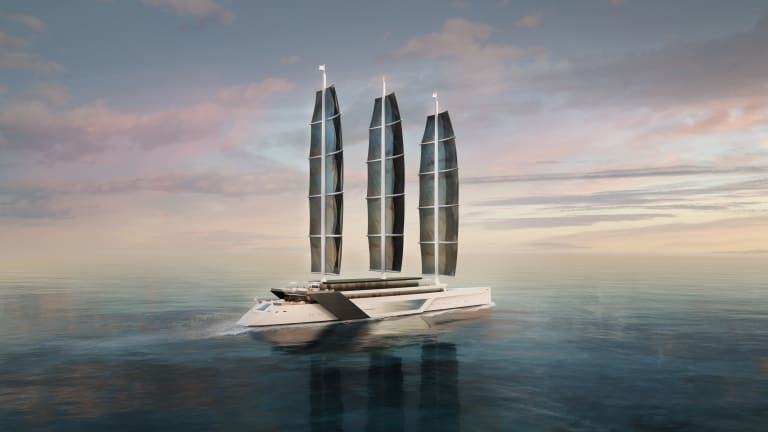 The Aegir 2.0, by Tillberg Design of Sweden (TDoS) is designed to have an extremely low environmental footprint