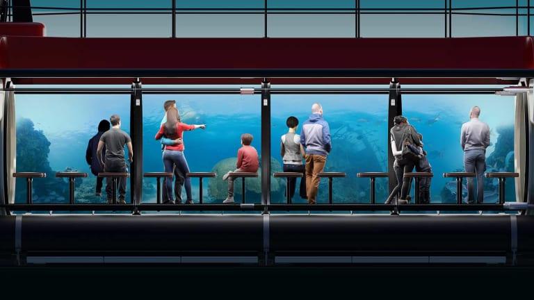 Triton Submarines' new submersibles