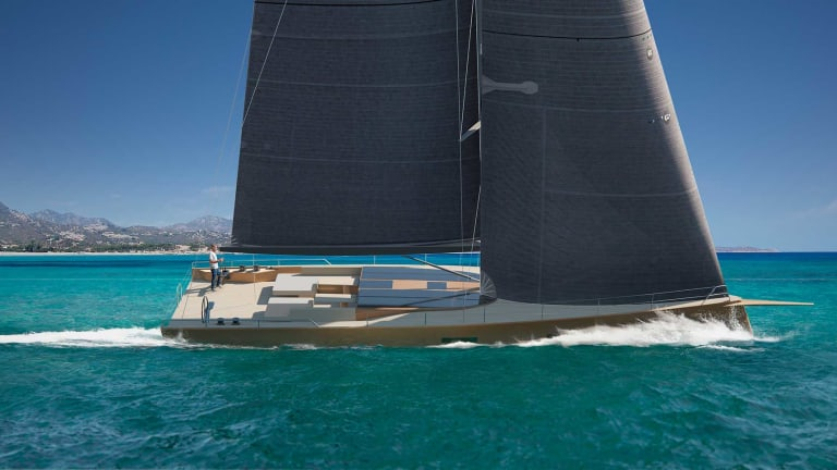 Eco-friendly 68-foot Day Sailer fromBaltic Yachts