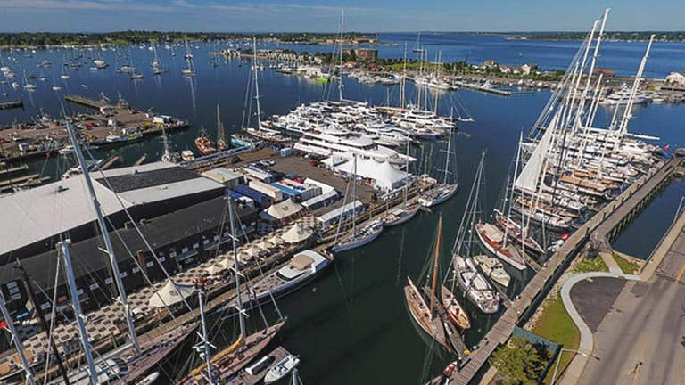 Safe Harbor Newport Shipyard dock will be open to yachts migrating north