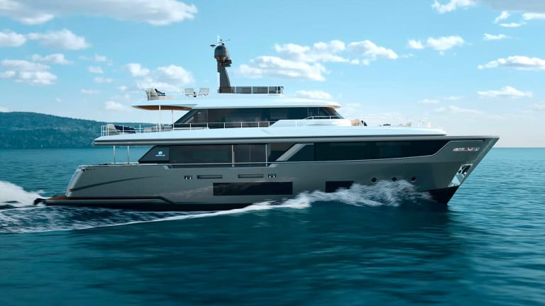 New Custom Line Navetta 30 will be launched in the fall