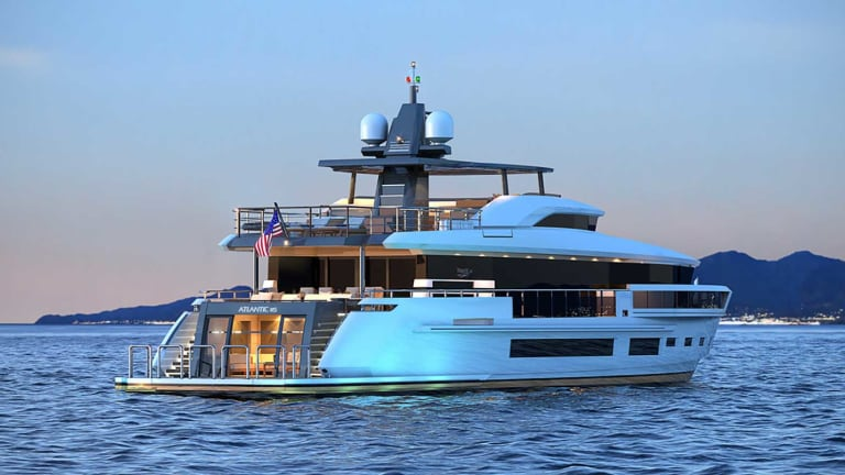 Atlantic 115 by HeySea Yachts for the American Market