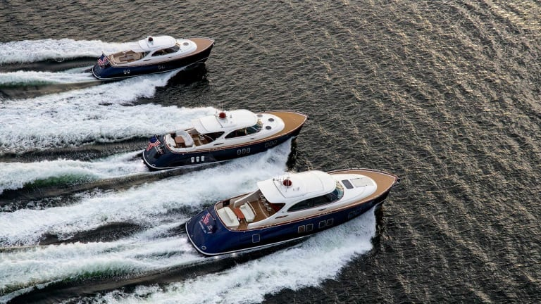Zeelander Yachts is not slowing down production
