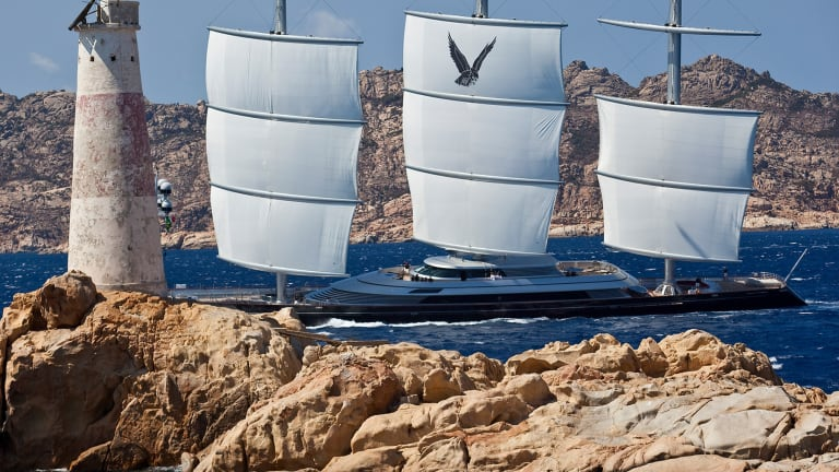 Sanlorenzo is making plans to acquire Perini Navi