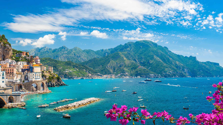 Italy's Amalfi Coast: This Summer's Charter Hot Spot