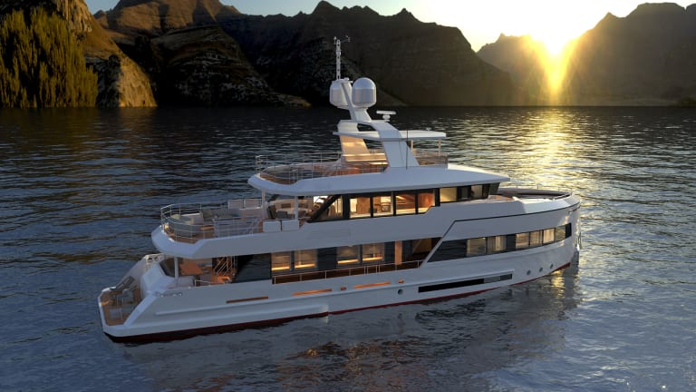 Brazilian shipyard, Inace, launches new Superyacht division