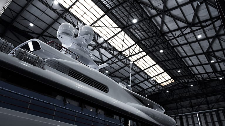 Damen Yachting hosts their own live superyacht event in Holland in September