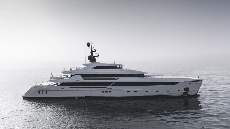 Sanlorenzo delivers its first  62Steel