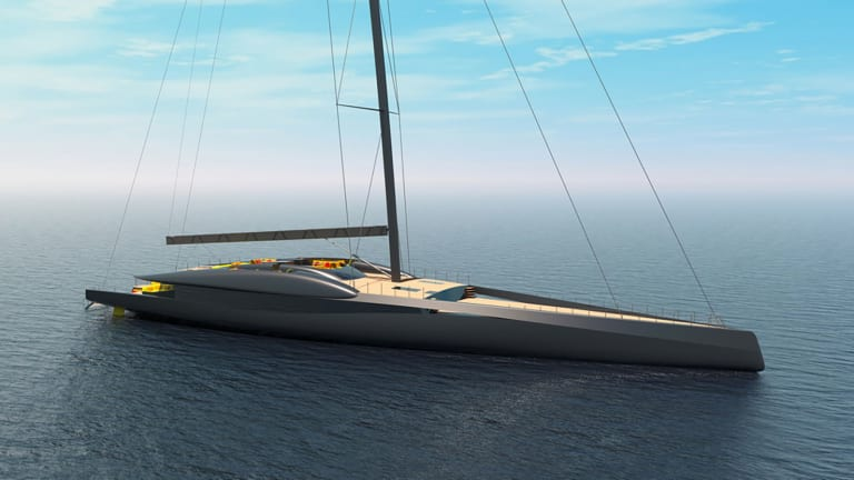 Project Fury: Redefining Superyacht Sailing