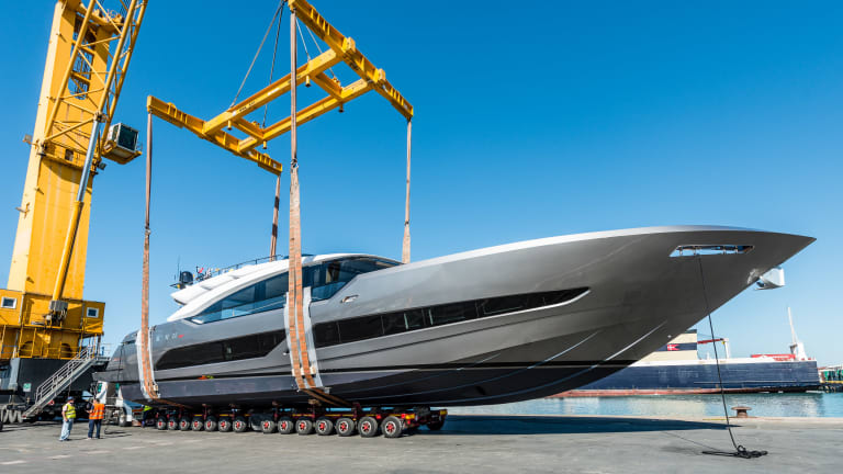 Maiora and AB Yachts launched 7 yachts in just two months— several of which will be debuting at the upcoming boat shows in Cannes, Genoa, and Monaco