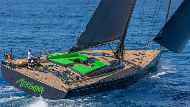Southern Wind will be exhibiting its latest launch RP-Nauta 100  Morgana at the Monaco Yacht Show