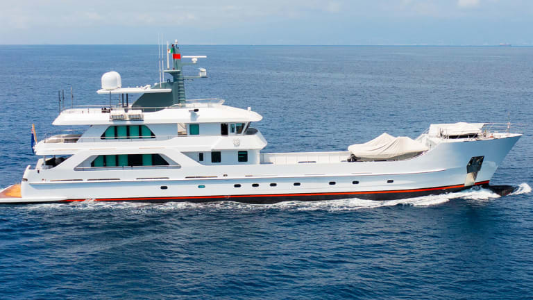 """LUSBEN CONCLUDES  ITS MAJOR REFIT OF SUPERYACHT """"FAR FAR AWAY"""" BUILT BY INACE SHIPYARD"""