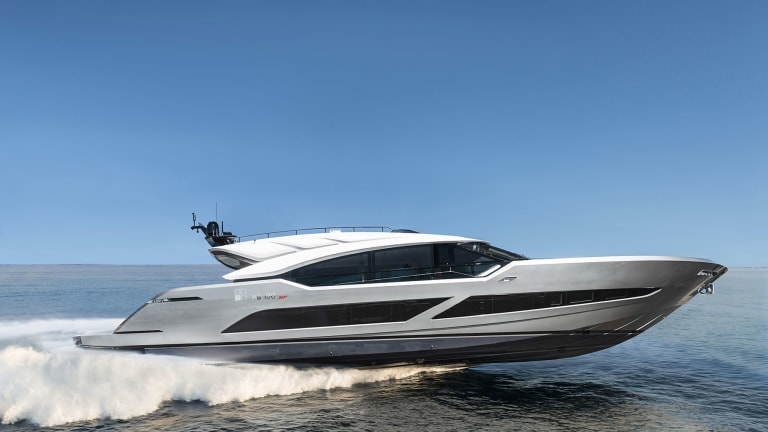 NEXT Yacht Group —new branding and a new company structure forMaiora, AB Yachts and CBI Navi