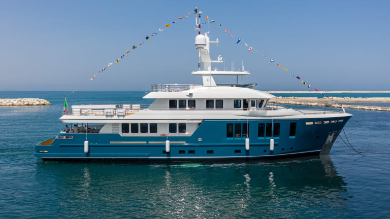 CdM launches the Darwin 115—the largest in its class— with exterior by Hydro Tec and interior by Nauta Design
