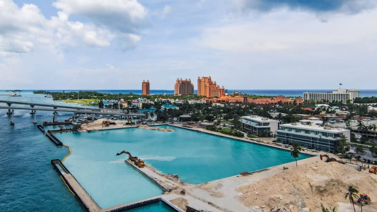 Newly transformed Hurricane Hole Marina in the Bahamas is set to welcome yachts in 2022
