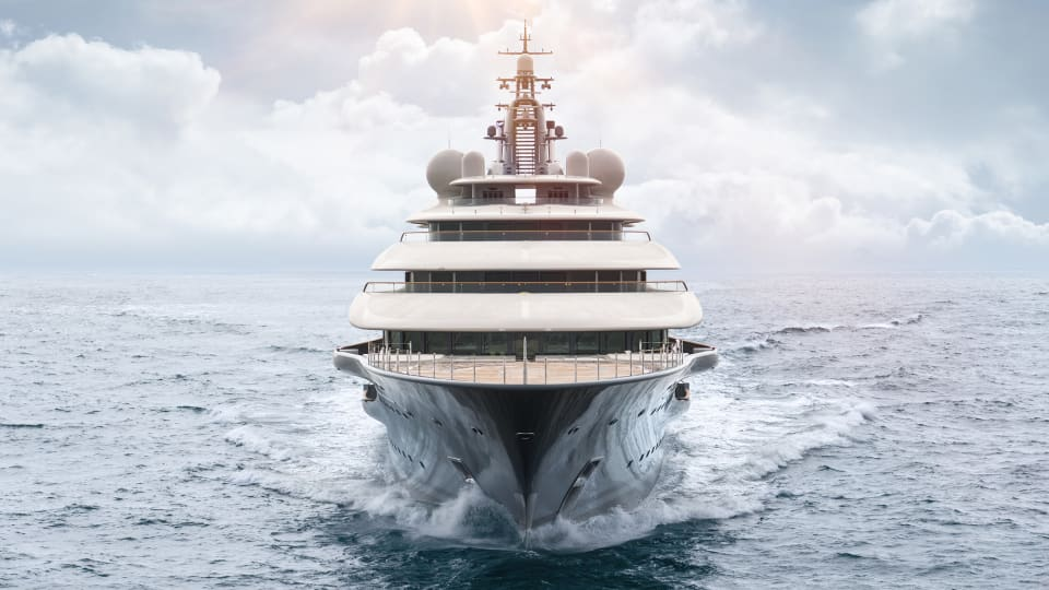 The Top 100: Our Annual Review of the World's Largest Yachts