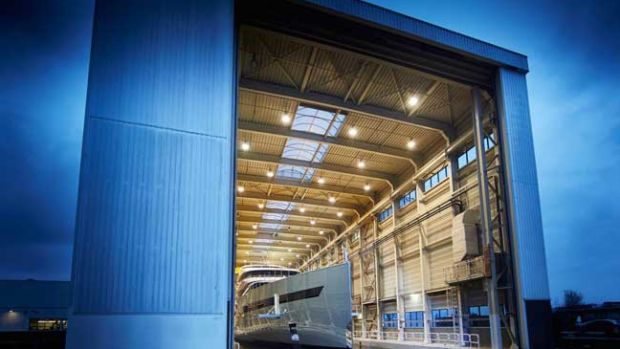Feadship launches SAVANNAH