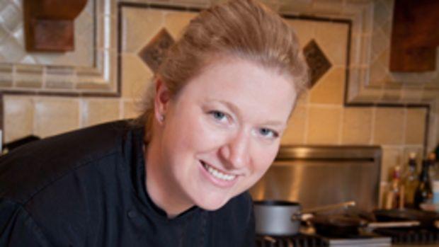 Chef Brigitte Rosemann