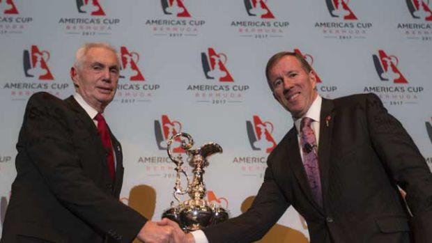 2017 America's Cup, Bermuda