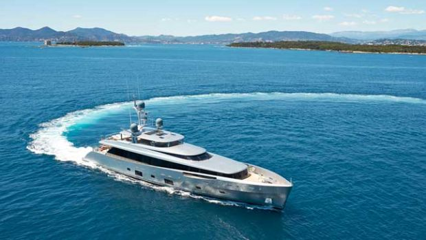 Feadship's 152-foot COMO