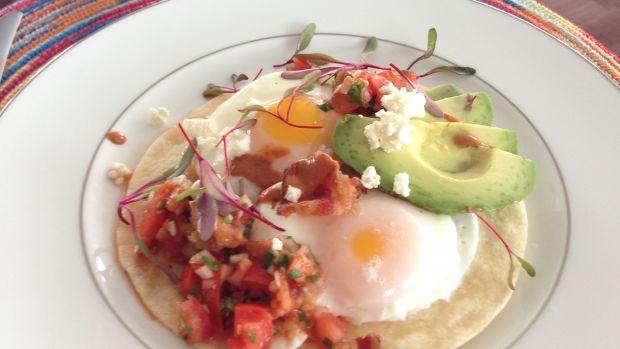 Chef Daniela Sanchez - Huevos Rancheros
