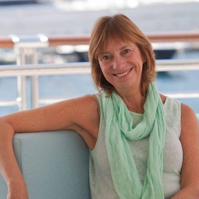 Jill Bobrow,  Editor-At-Large,  Yachts International