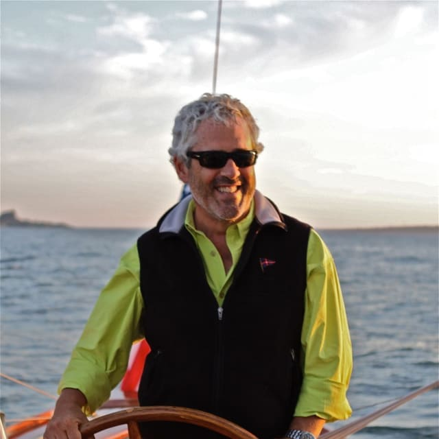 Kenny Wooton, Editor-in-Chief, Yachts International