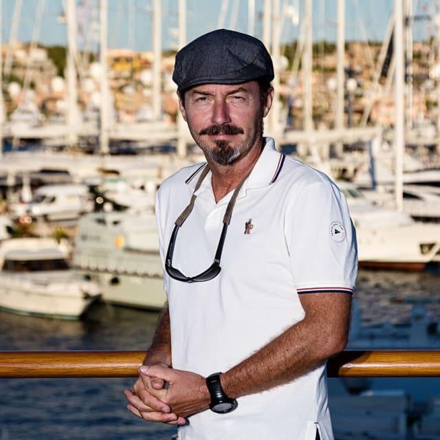 Justin Ratcliffe, Editor-at-Large, Europe, Yachts International