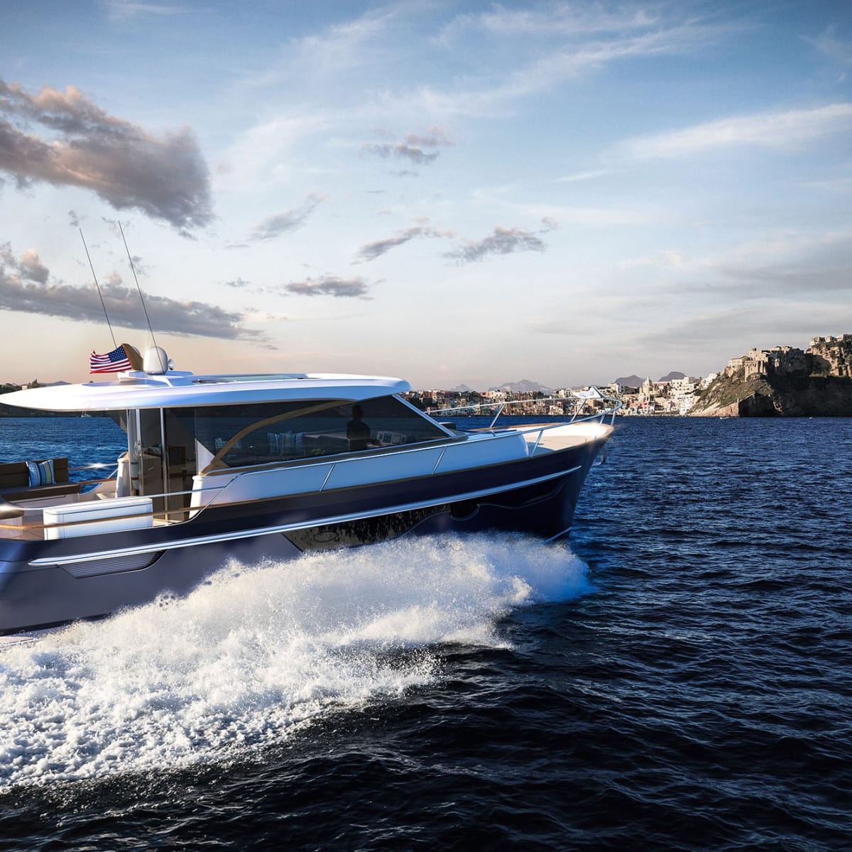 Yacht Review: Burger 48 Cruiser
