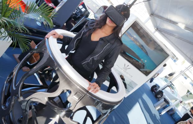 YI EXCLUSIVE | Virtual Reality: Experience Your Boat Before It Floats