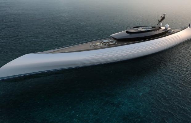 On the Horizon: Oceanco's Tuhura Concept