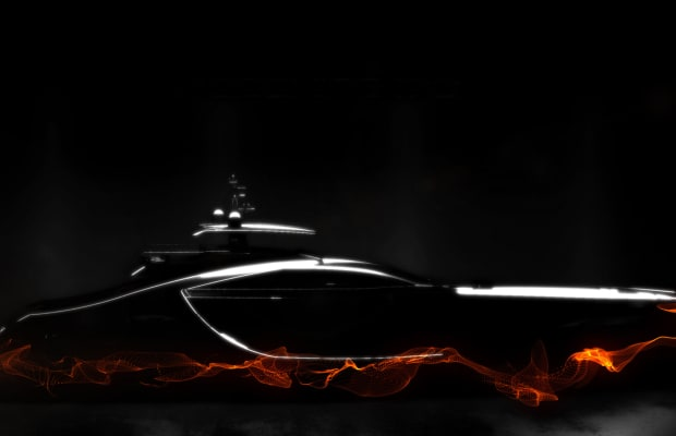 Pershing Unveils 170-foot Flagship Concept