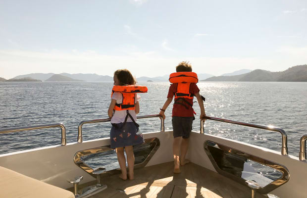 On Charter: The Best of Turkey's Bay of Fethiye