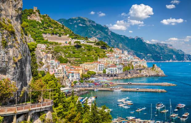 Italy's Amalfi Coast: This Summer's Charter Hot Spot