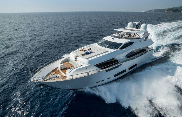 Room To Move: Sunseeker 95 Yacht
